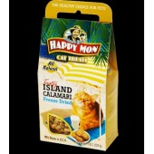 Bahama Barry Happy Mon Tasty Island Calamari 1 oz.