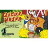 BioComplete Chicken Medley 1 lb.