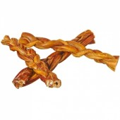 Red Barn Braided Bully Stick 7 inch