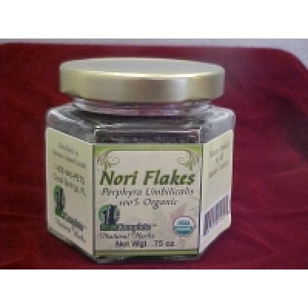 Biocomplete Organic Nori Flakes Quality Fresh Raw Meat