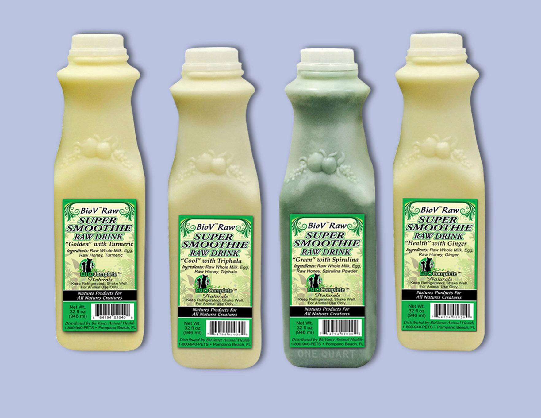 BioV™ Raw Super Raw Drink  Smoothies