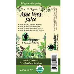 BioComplete Aloe Vera Juice