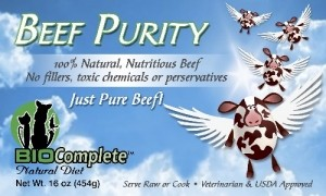 BioComplete Beef Purity 1 lb.