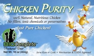 BioComplete Chicken Purity 1 lb.
