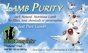 BioComplete Lamb Purity 1 lb.