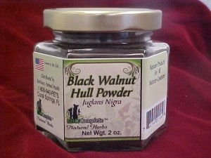 BioComplete Organic Black Walnut Hull Powder