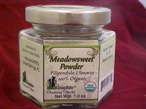 BioComplete Organic Meadowsweet Powder