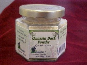 BioComplete Quassia Bark Powder