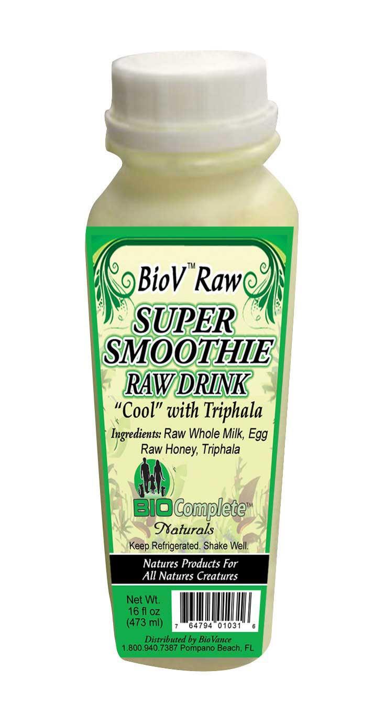 BioComplete Super Raw Drink Cool 16 oz