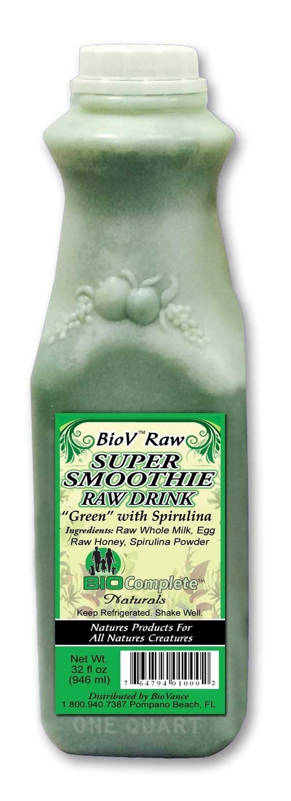 BioV Super Raw Drink Green