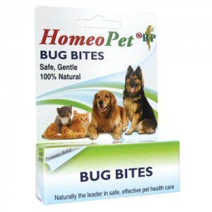 HomeoPet Bug Bites