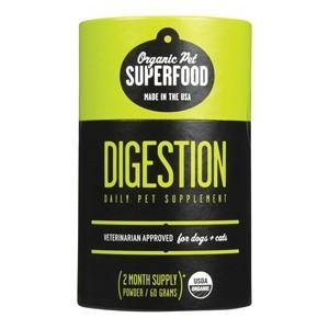 Organic Pet SuperFood Digestion 60 grams