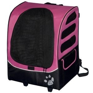 Pet Gear I-GO Plus Traveler Carrier Car Seat Backpack