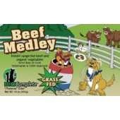 BioComplete Grass Fed & Finished Beef Medley 1 lb.