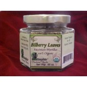 BioComplete Organic Bilberry Leaves