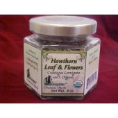 BioComplete Organic Hawthorn Leaves and Flowers