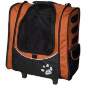 Pet Gear I-GO2 Escort Carrier Car Seat Backpack