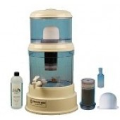 Mineral Water Filtration System