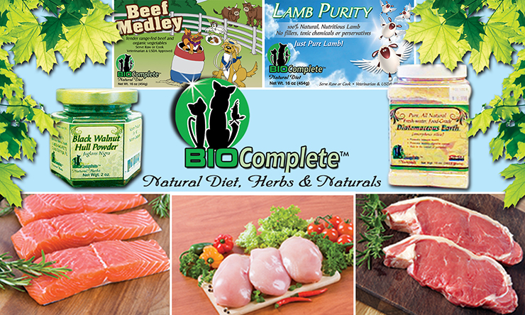 Bio Complete...Real Food, Real Herbs, Real Naturals... Real Health Solutions!